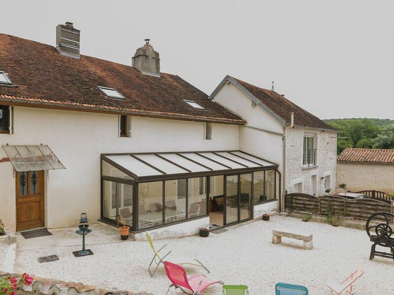 Chez Albertine, holiday rental in Eclance