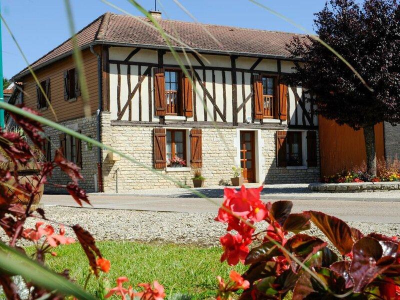 Le Gîte du Cray, casa vacanza a Puellemontier