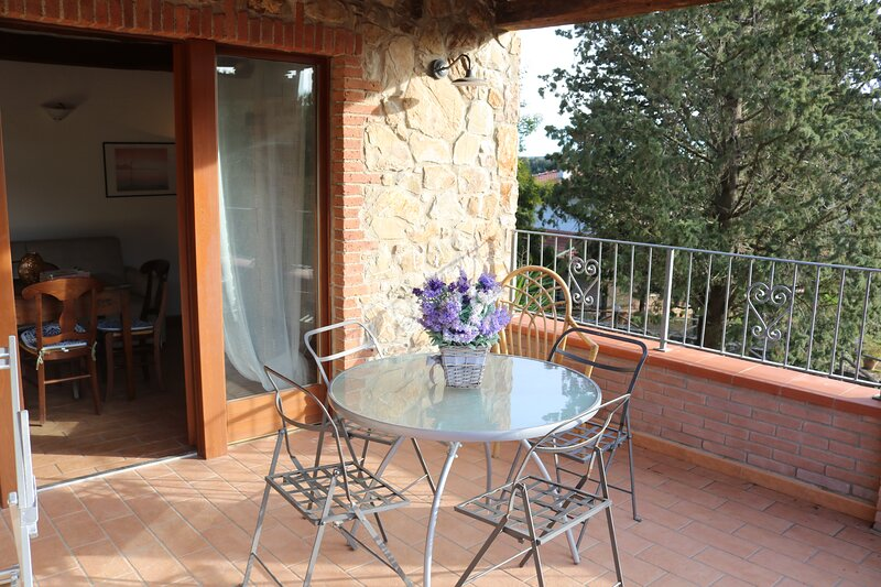 Maremma Holidays: Podere La Tona Bilo-1, holiday rental in Bagno di Gavorrano