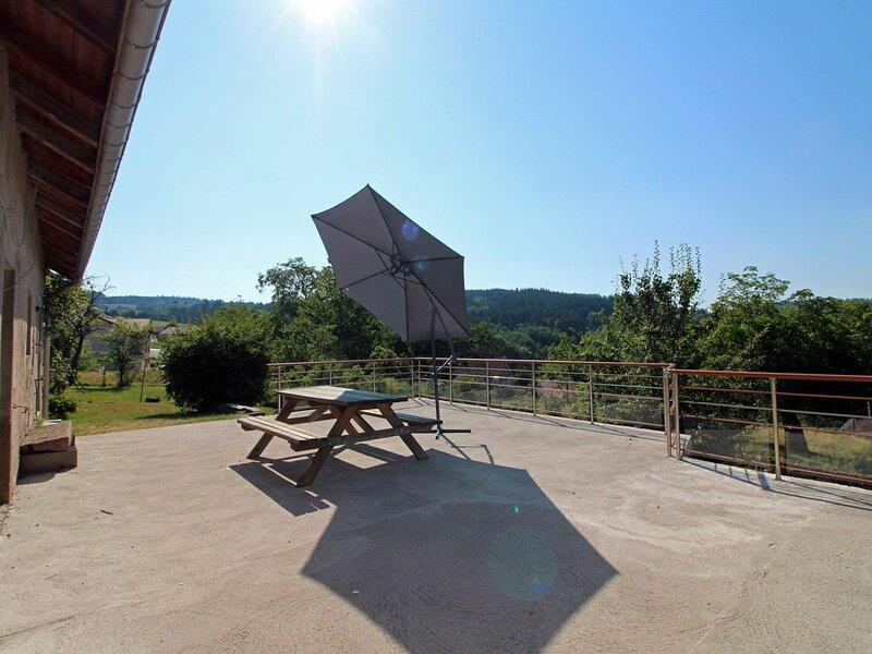 Gîte Varinfete, casa vacanza a Aumontzey