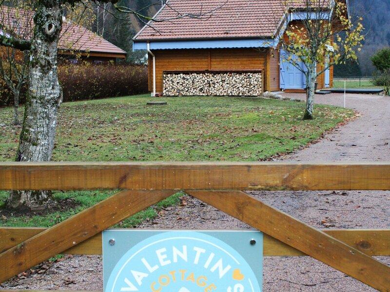 Valentin's Cottage, location de vacances à Rochesson