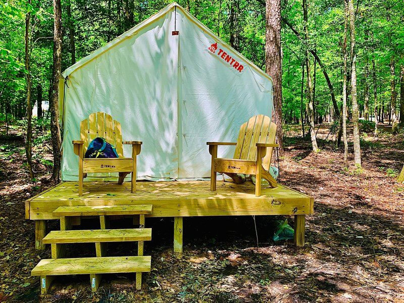 Tentrr State Park Site - Lake D'Arbonne State Park Site B, vacation rental in Ruston