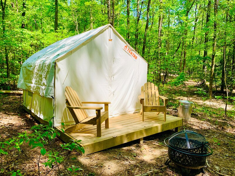 Tentrr State Park Site - Lake D'Arbonne State Park Site C, vacation rental in Ruston