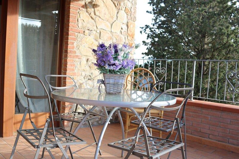 Maremma Holidays: Podere La Tona Bilo-3, holiday rental in Bagno di Gavorrano