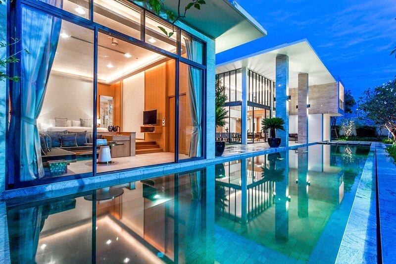 Ban Han Pa To Villa Sleeps 11 with Pool and Air Con - 5806896, location de vacances à Khok Kloi