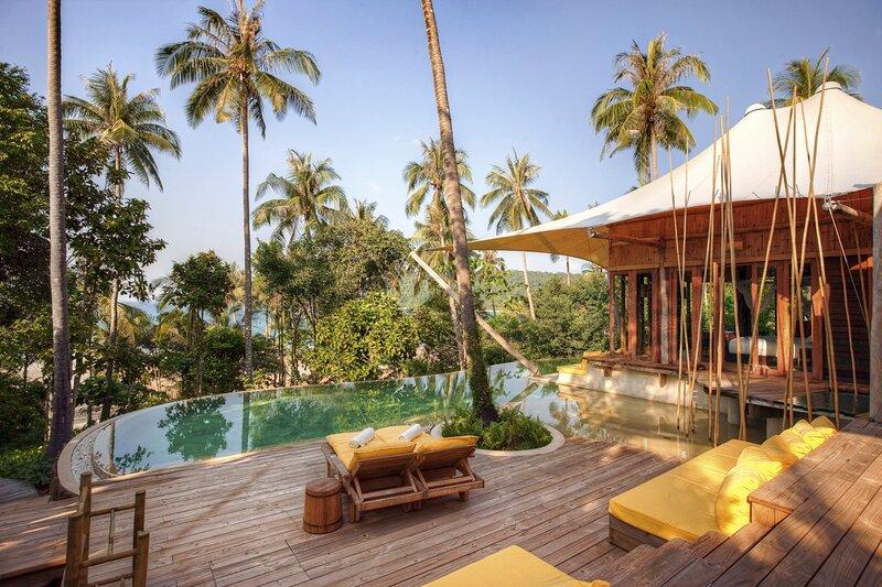 Ban Khlong Ta Tin Villa Sleeps 4 with Pool - 5793848, alquiler de vacaciones en Koh Mak