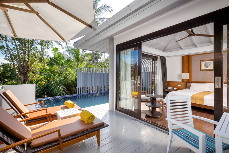 Ban Pak Han Villa Sleeps 3 with Pool and Air Con - 5822911, vacation rental in Laem Set