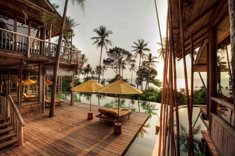 Ban Khlong Ta Tin Villa Sleeps 12 with Pool - 5794045, alquiler de vacaciones en Koh Mak