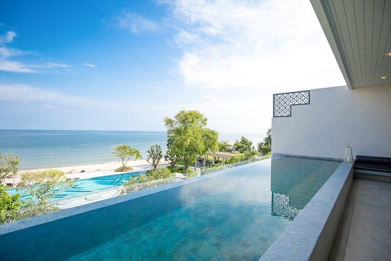 Hat Yai Villa Sleeps 3 with Pool and Air Con - 5813911, alquiler vacacional en Ban Bo Talung
