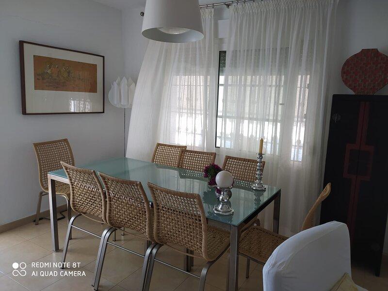 Precioso chalet individual, holiday rental in Cartaya