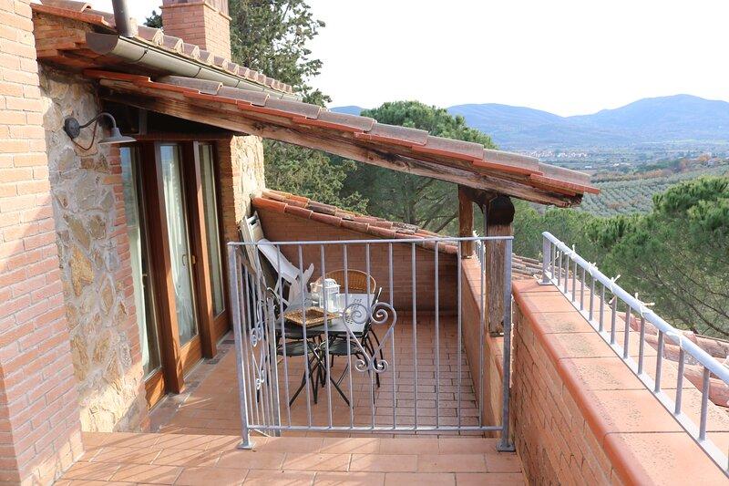 Maremma Holidays: Podere La Tona Trilo-4, holiday rental in Bagno di Gavorrano