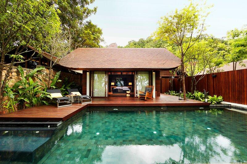 Ban Laem Pong Villa Sleeps 3 with Pool - 5827448, holiday rental in Khlong Muang