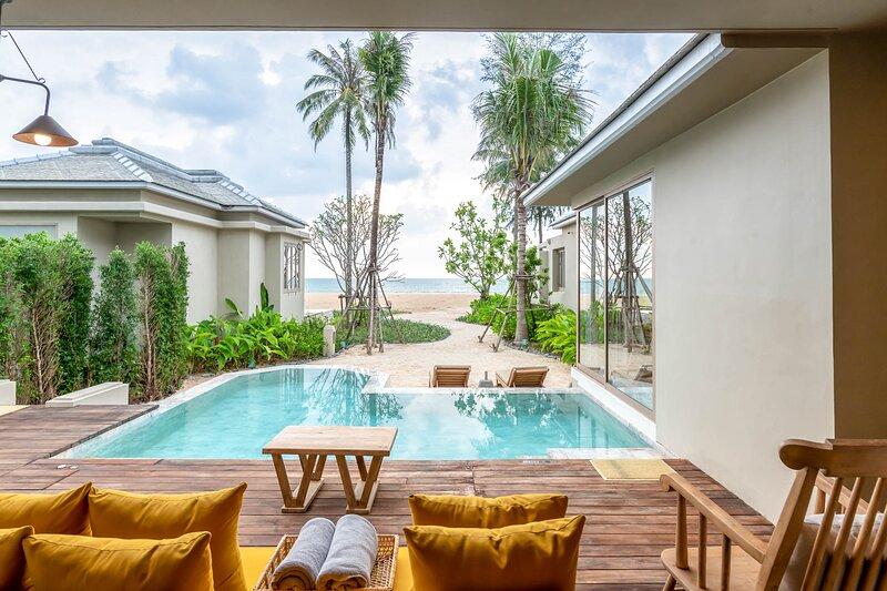 Ban Khuek Khak Villa Sleeps 6 with Pool and Air Con - 5812038, casa vacanza a Provincia di Phang Nga