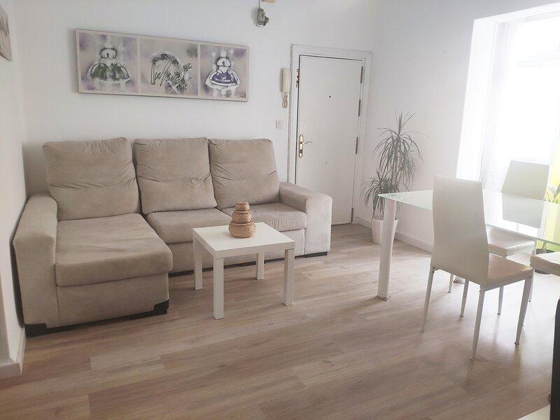 coqueto apartamento luminoso, location de vacances à Malaga
