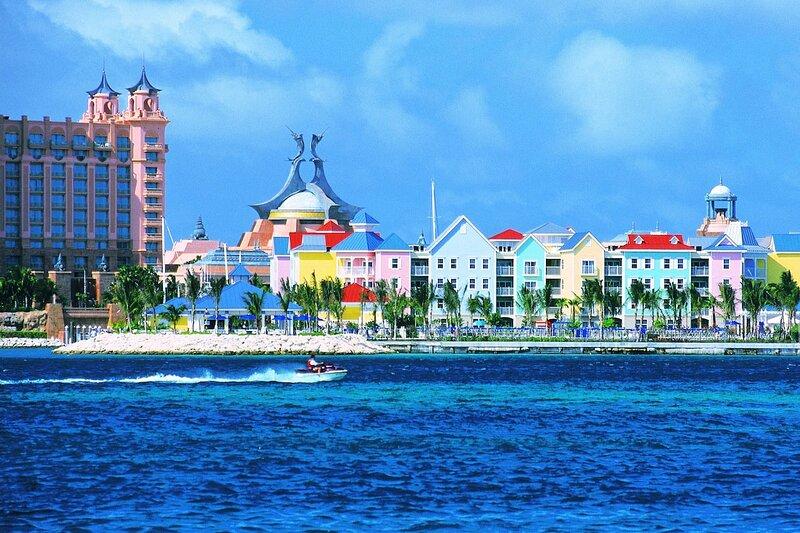 Atlantis Harborside Resort  7/3/21-7/10/21, casa vacanza a Paradise Island