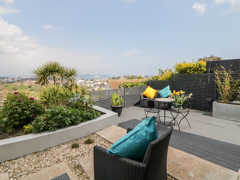 Bob's View, Paignton, location de vacances à Galmpton