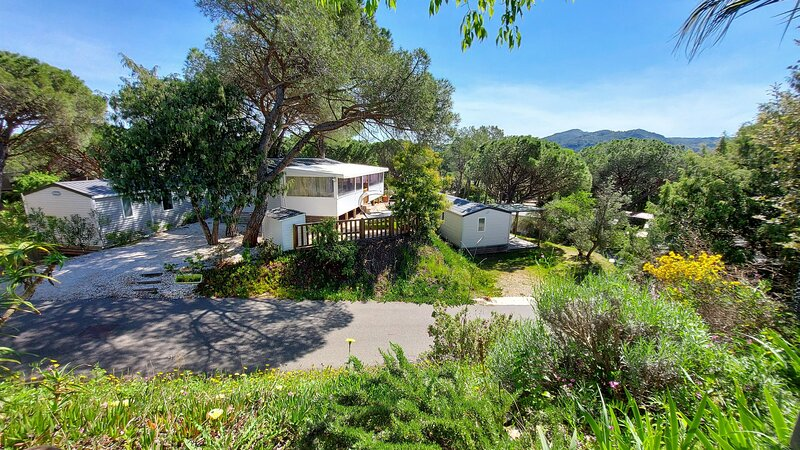 Location mobil home 6/8 personnes, holiday rental in Le Muy
