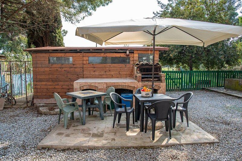 Maremma Holidays: Venturina Apartment Piano Terra, holiday rental in Venturina Terme