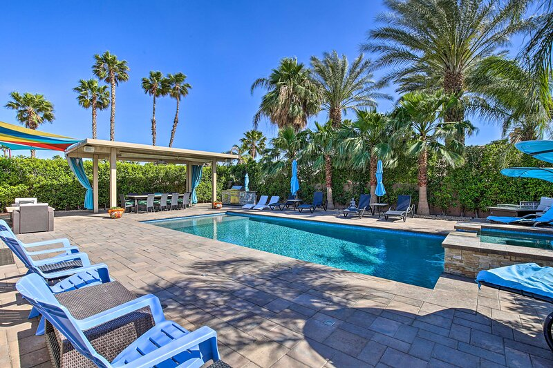 Cathedral City Vacation Rental | 4BR | 2BA | Single Story | 2,170 Sq Ft