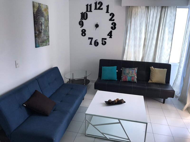 Apartments Sea view, holiday rental in Isla Baru