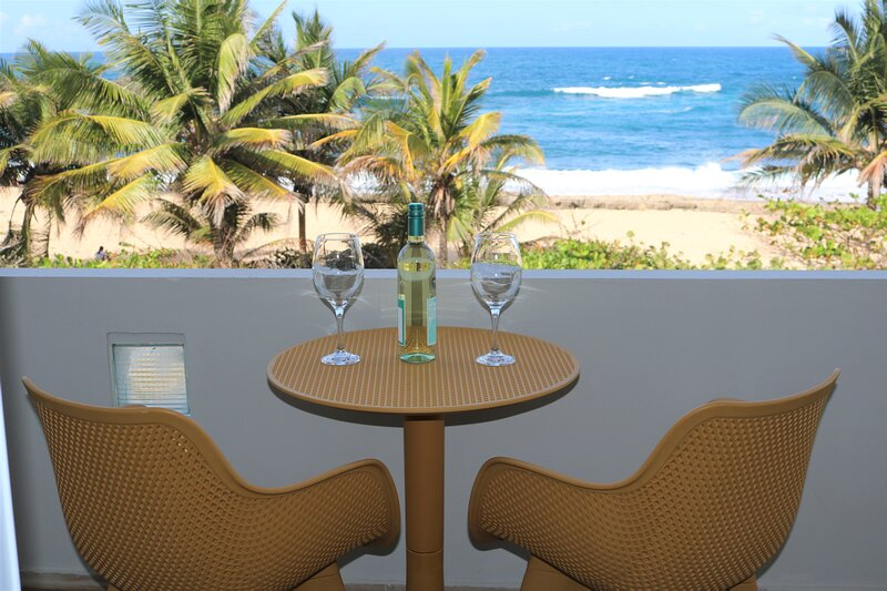 Beauty & Romantic Ocean View Apartment, vacation rental in Orocovis