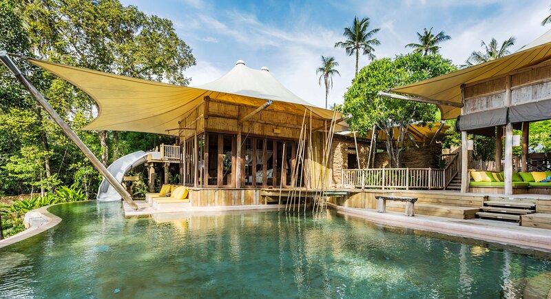 Ban Khlong Ta Tin Villa Sleeps 7 with Pool - 5794051, alquiler de vacaciones en Koh Mak