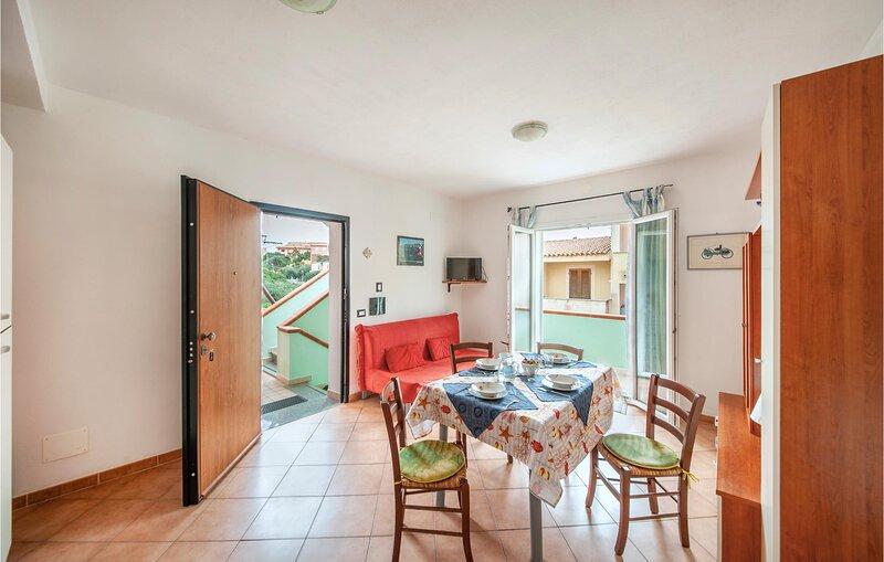Nice apartment in La Maddalena with 1 Bedrooms (IGG196) – semesterbostad i Moneta