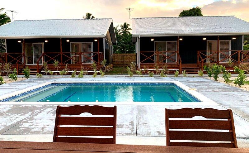 Palm Tree Villas, holiday rental in Avarua