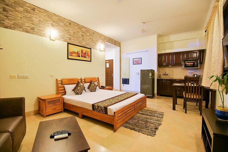 BedChambers Service Apartments in Gurgaon, holiday rental in Gurgaon District