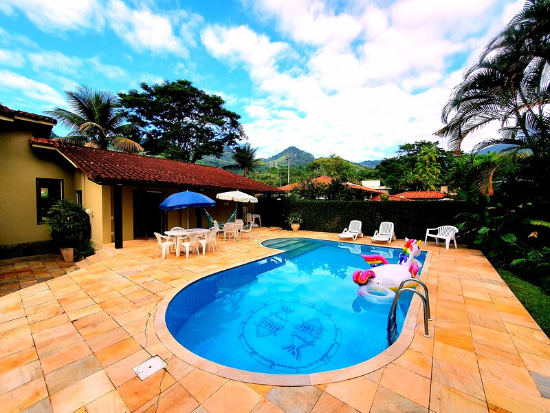 Excelente Casa de Praia - Condomínio Porto Frade - Smith Beach House 02, holiday rental in Frade