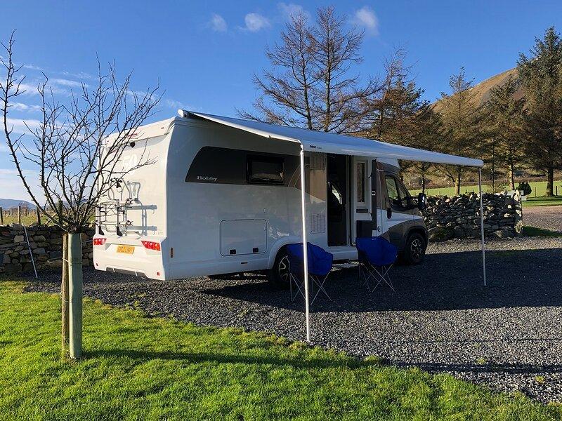 Lakeland Motorhome, holiday rental in Thirlmere