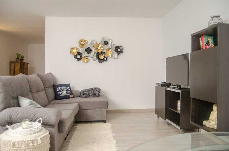 Nice apartment with garden & Wifi, holiday rental in Tahiche