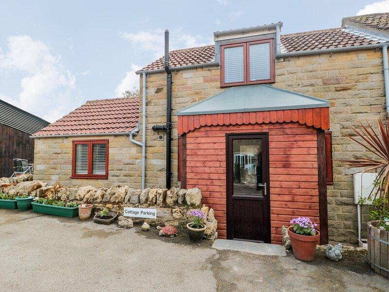 Farm Yard Cottage, Allerston, alquiler de vacaciones en Sawdon
