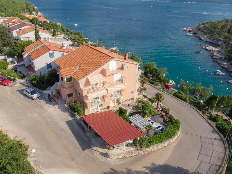 Apartments Zorica – semesterbostad i Dramalj