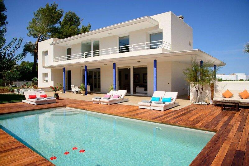 Villa Amelia, alquiler vacacional en Cala Gracio