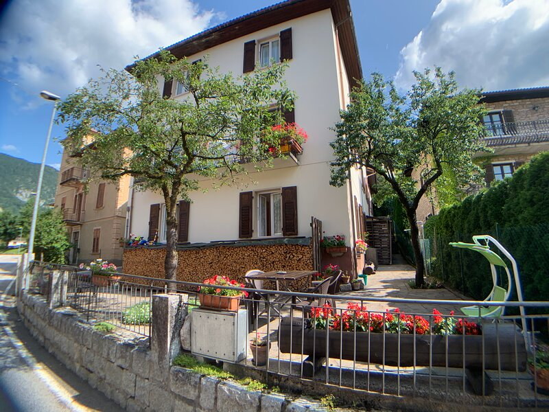 Scopri Casa Heidi In Trentino Alto Adige, vacation rental in Telve