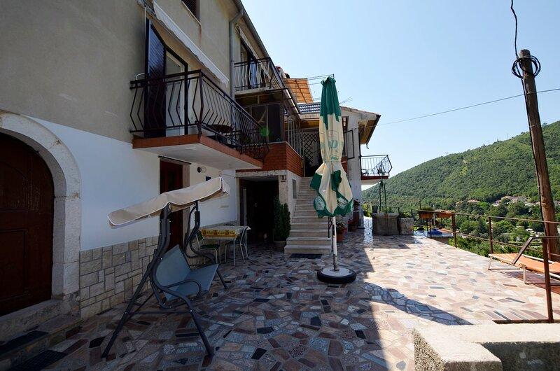 Apartment Marino, alquiler de vacaciones en Moscenicka Draga