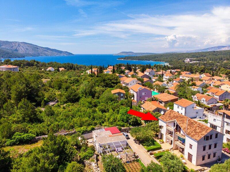Apartments Pharos, holiday rental in Dol
