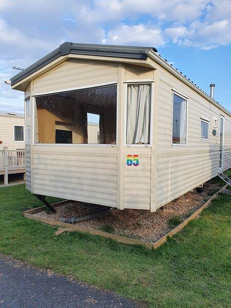 Spacious 3 bedroom Caravan, holiday rental in Mablethorpe