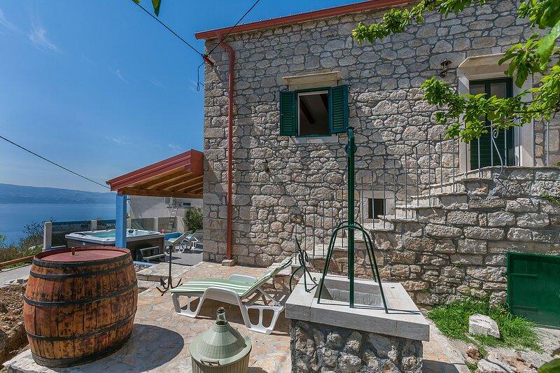 House Darijo, location de vacances à Podaspilje
