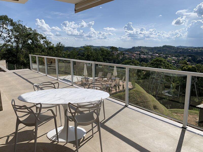 Varanda da Serra - Hospedagem e Gastronomia (1), alquiler de vacaciones en Socorro