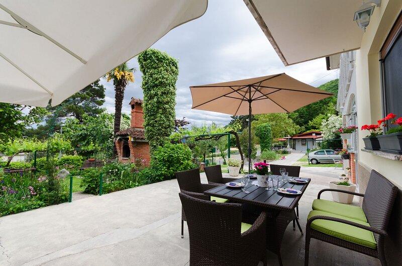 Apartments BRANKA, alquiler de vacaciones en Moscenicka Draga