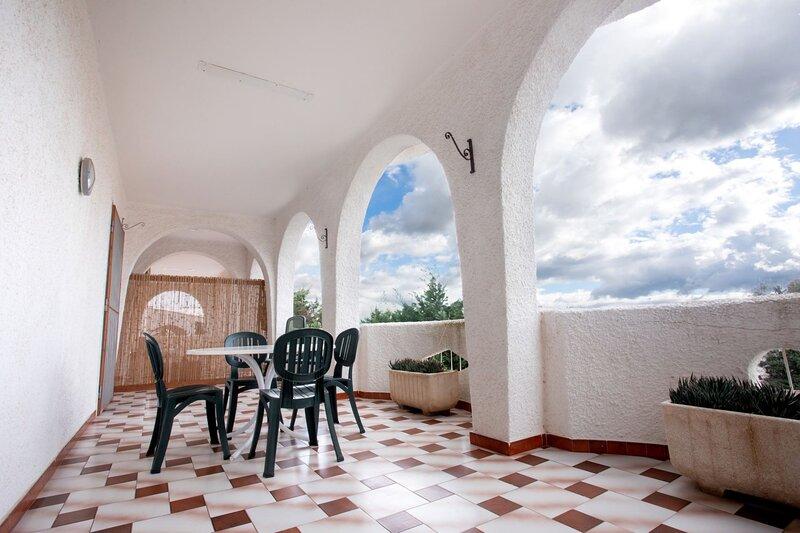Bahia Beach 1 | terrazzino attrezzato, a/c, casa vacanza a Villaggio Boncore