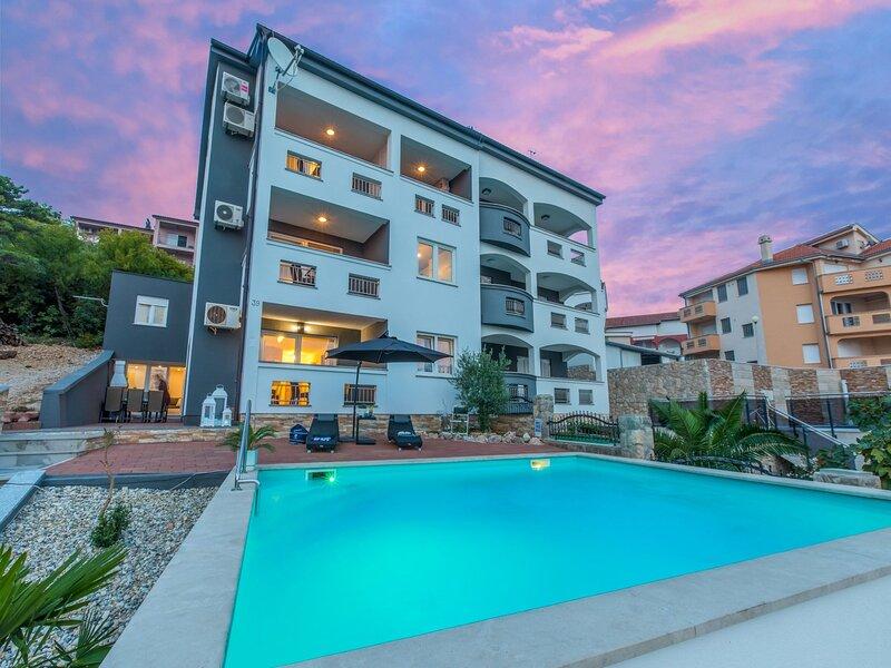 Apartments Marko, aluguéis de temporada em Selce