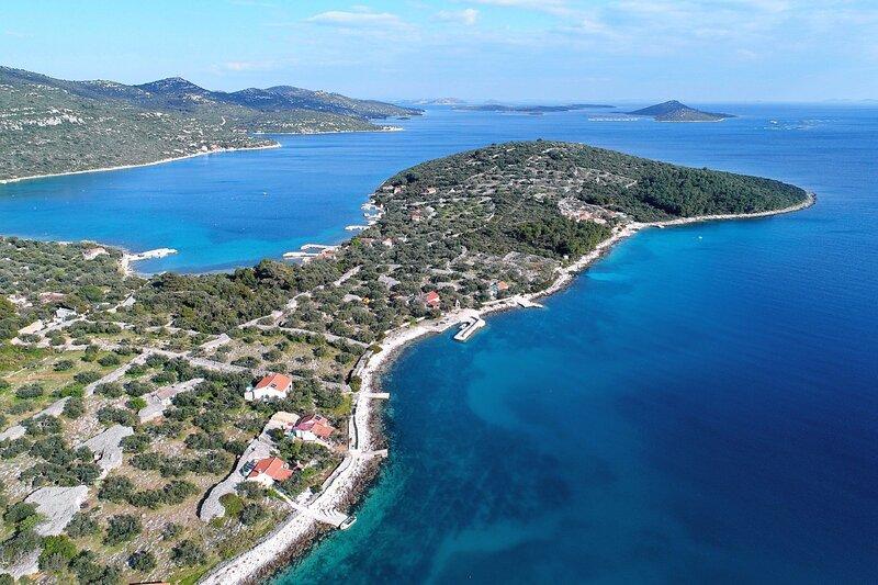 House Antun, holiday rental in Kornat Island