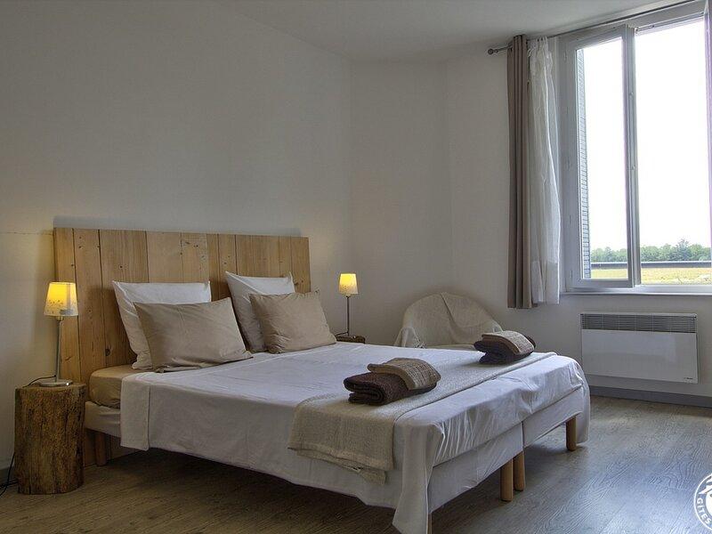 Côté Safran, holiday rental in Saint-Benigne