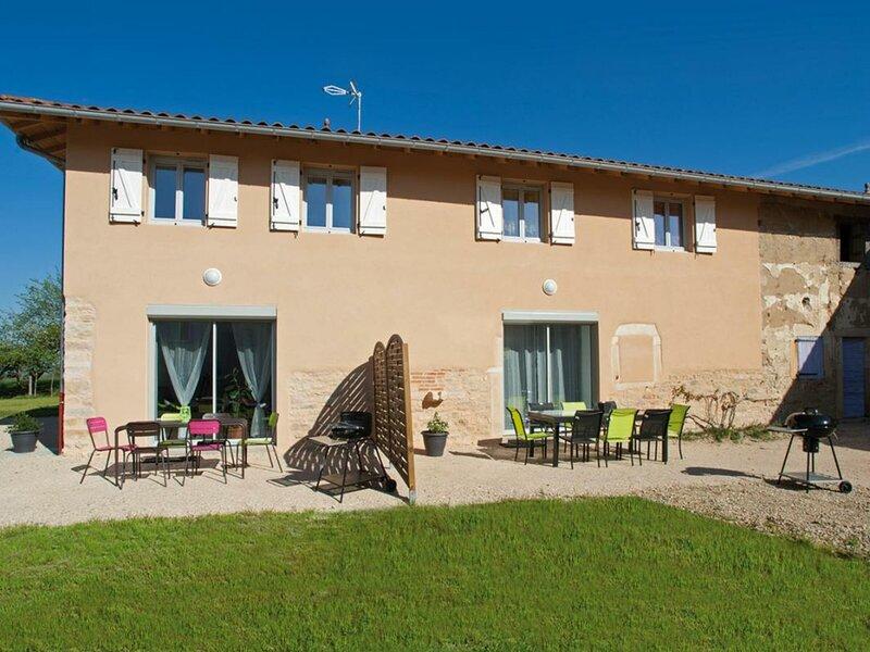 Le gîte de Léal, holiday rental in Saint-Benigne