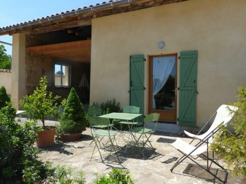 Le gîte des Teppes, vacation rental in Peronnas