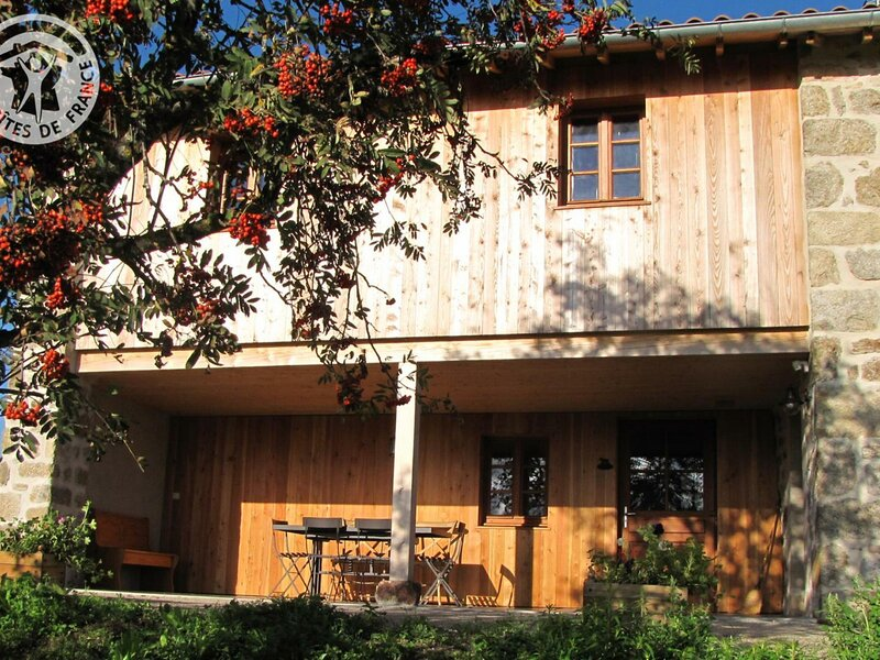 Le Sorbier, holiday rental in Saint-Julien-d'Ance
