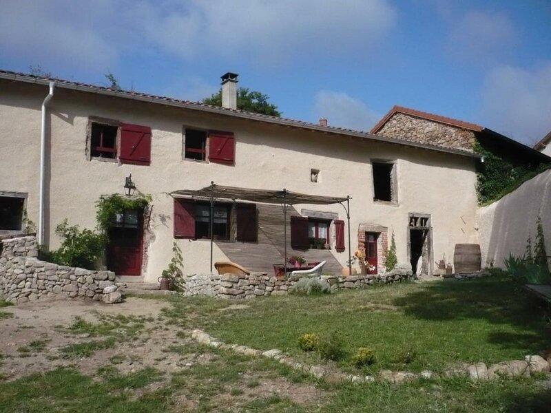 Le gite d'Emilie, location de vacances à Montbrison